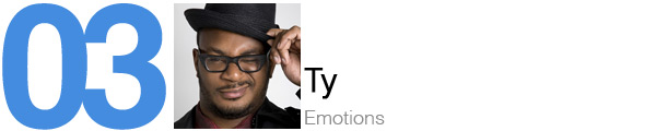 #3 Ty - Emotions